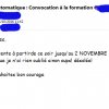 Attention au message d'absence de votre messagerie mail !